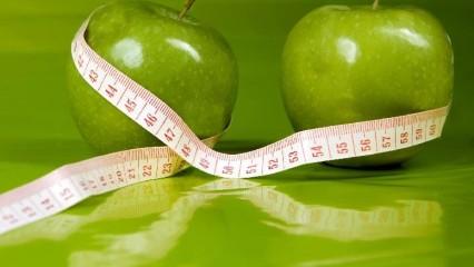 Siete errores comunes al hacer dieta