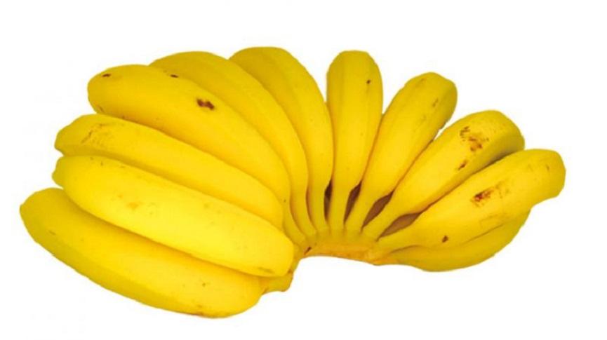plátanos 4 dedos