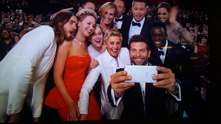 Los hombres se hacen más selfies a partir de los 40 años