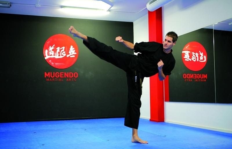 Mugendo, arte marcial moderno