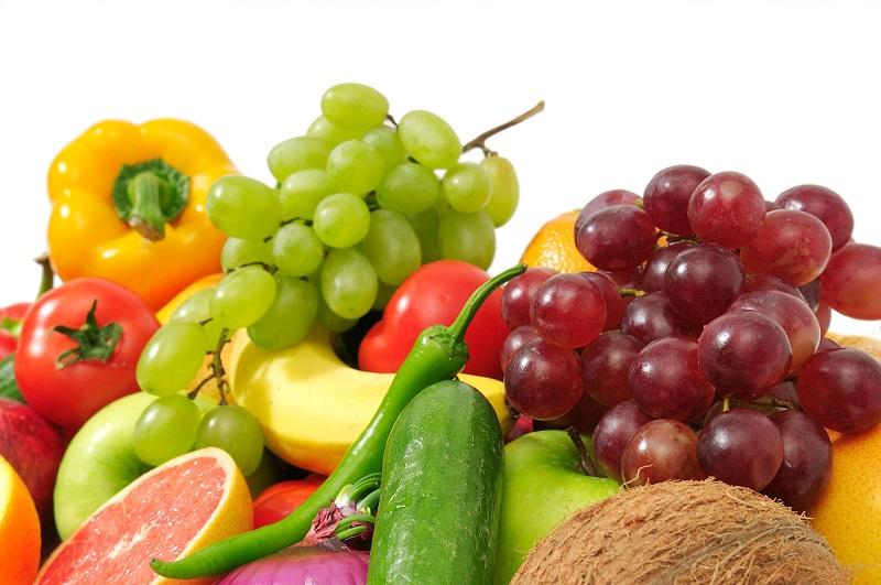 Las frutas en la dieta deportiva