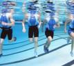 Aquarunning, una modalidad de carrera de bajo impacto