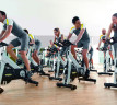 Controlar la intensidad en el spinning
