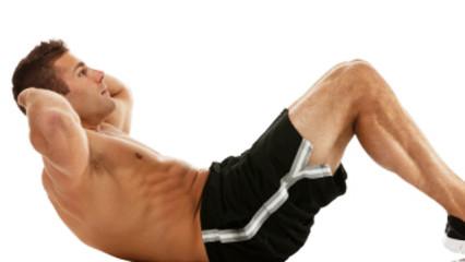 Cinco días para desarrollar los músculos abdominales