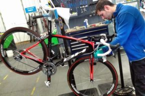 Mantenimiento de nuestra bicicleta