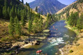 Mejores lugares del mundo para hacer rafting