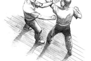 lucha y defensa personal