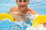 Ejercicio de aquafitness
