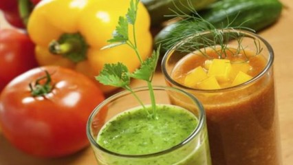Beneficios de la dieta depurativa en otoño
