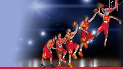 Vive la pasión del basket
