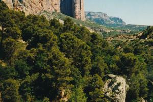 Deportes montana en Riglos