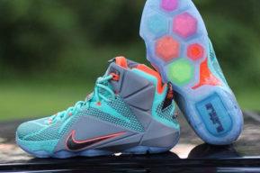 Nike LeBron 12: el calzado que da alas