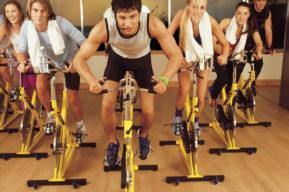 La bicicleta de spinning, método y beneficios