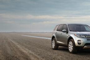 Land Rover te lleva al espacio