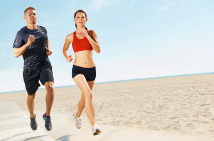 Circuitos de entrenamiento aeróbico