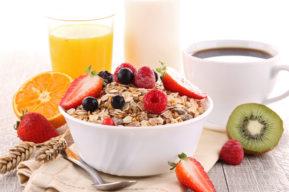 El desayuno no ayuda a perder peso
