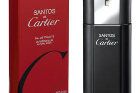 Eau de toilette Cartier Santos