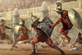 Dieta de los gladiadores romanos