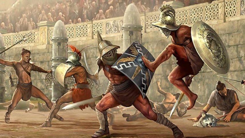 dieta de los gladiadores romanos   punto fape