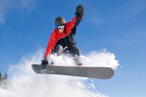 Los beneficios del esquí y del snowboard