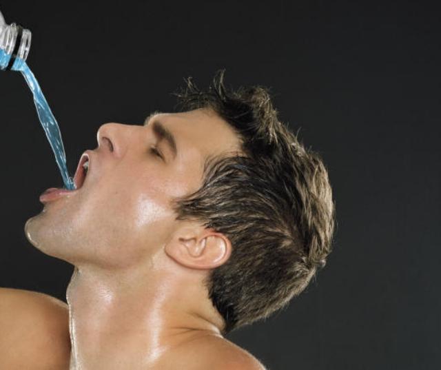 Hidratación deportiva