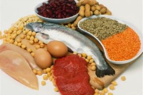 Dieta para perder grasa y ganar músculo