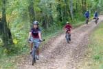 practicar ciclismo de montaña