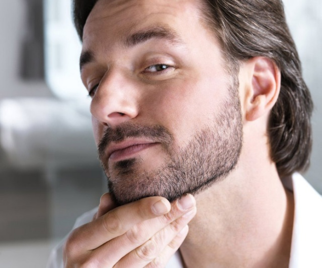 Un tratamiento capilar para cubrir las canas de la barba
