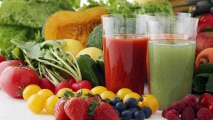 bebidas vitaminadas