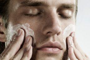 Mascarilla de arcilla fina para cuidados del rostro