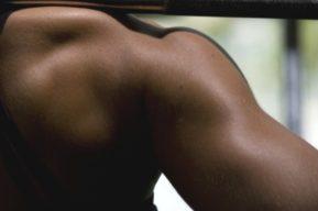 Plan de entrenamiento de musculación de los hombros