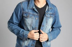 La moda del azul, el estilo de ropa para hombre