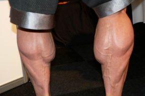 La musculación de las pantorrillas en la rutina de gimnasio