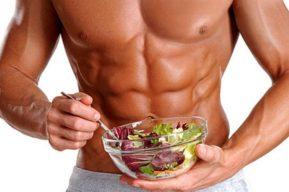 Dieta sana para aumentar la masa muscular