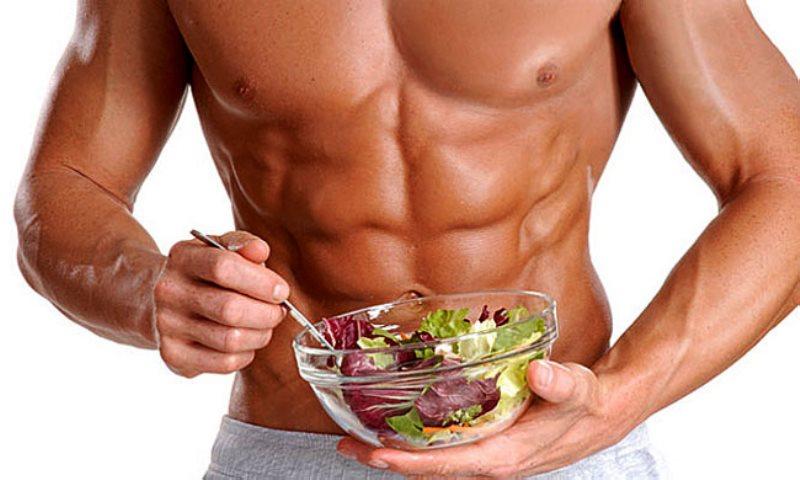 dieta aumentar masa muscular