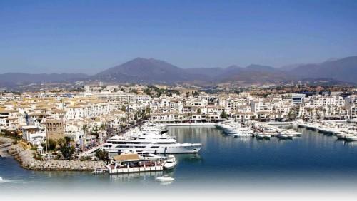 Disfruta de las costas de España este verano -Marbella