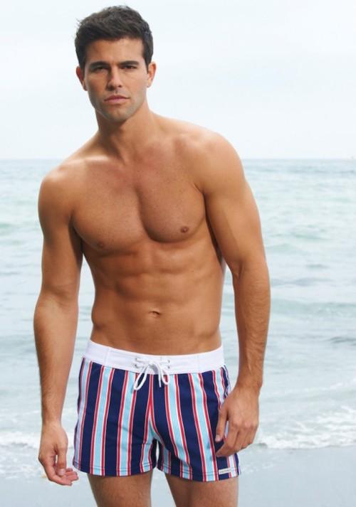 Shorts tipo boxers
