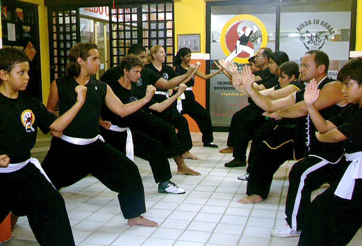 Artes marciales y tolerancia