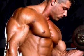 La producción de testosterona para el aumento de masa muscular