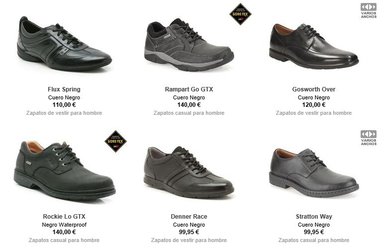 54b3df48 Clarks, Zapatos Otoño Invierno - Punto Fape