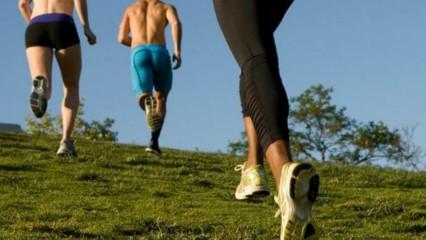 Correr para adelgazar
