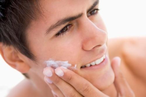 cuidados piel masculina