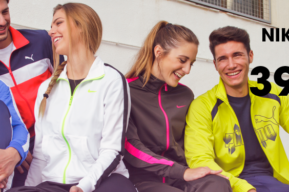 Sprinter, tienda de ropa deportiva para hombre
