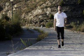 Recuperación muscular activa: Caminar