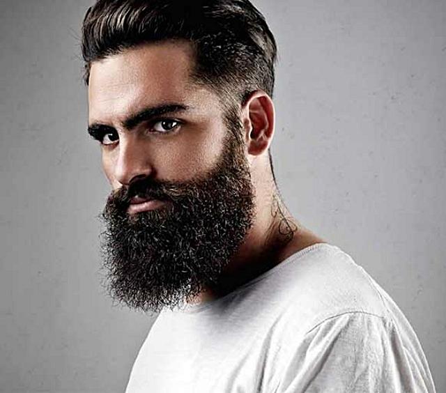 Barba larga