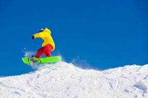 Sierra Nevada, vacaciones de invierno y deportes de montaña