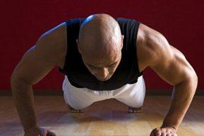 Plan de ejercicios para tonificar los pectorales