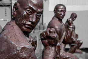 Monasterio Shaolin, cuna de las artes marciales