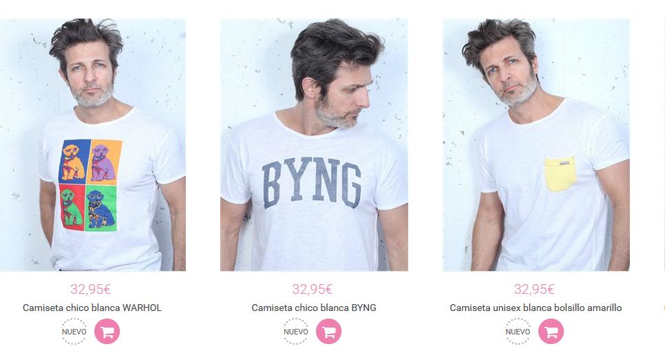 Catálogo de camisetas By Nerea - Punto Fape