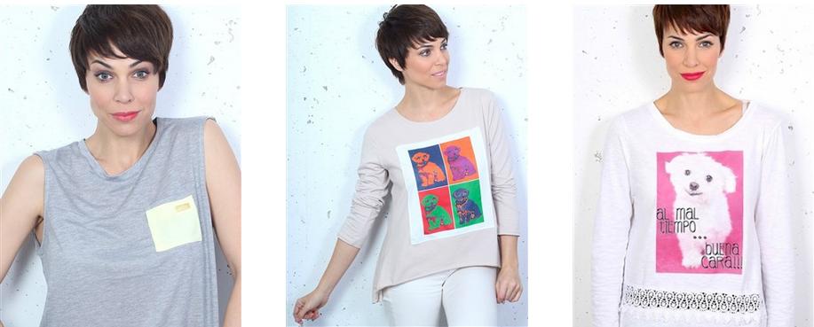 Catálogo de camisetas By Nerea